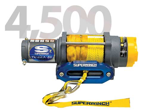 Superwinch Terra 45
