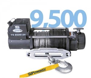 Superwinch Tiger Shark 9500
