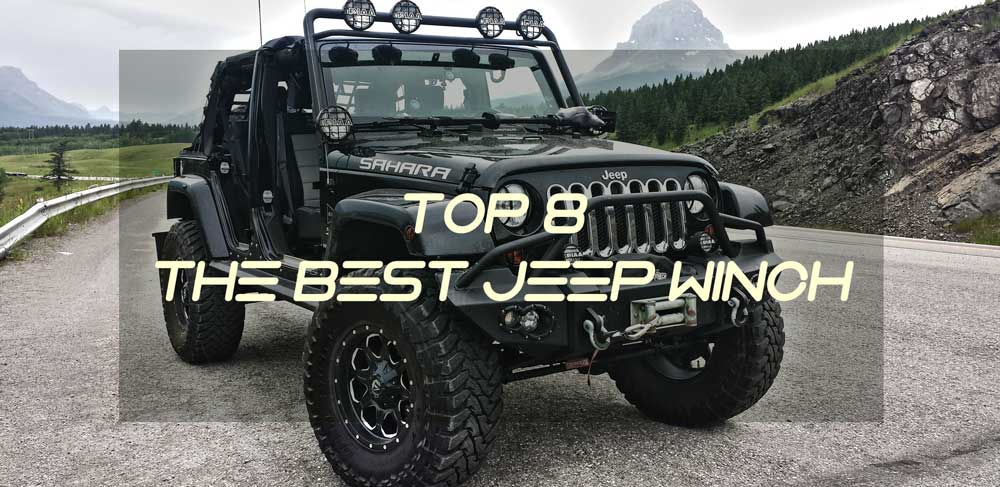 The Best Jeep Winches for the Money JK, Wrangler